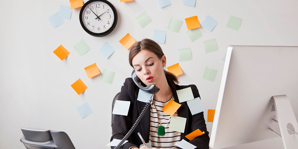 produtividade gestão de tempo