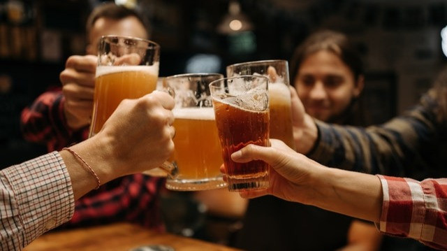 calorias de bebidas alcoólicas