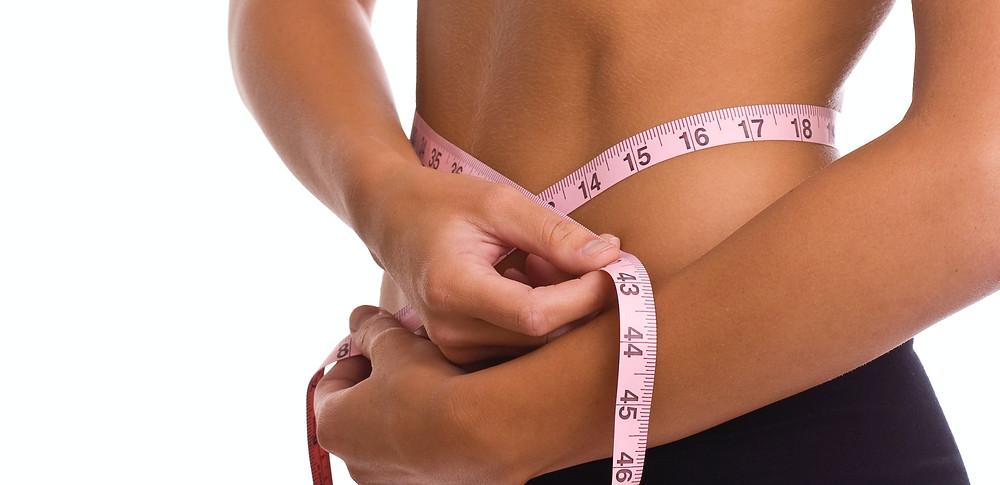 Circunferência da cintura