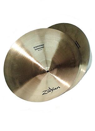 "Zildjian Symphonic Germanic 20"" Pair"