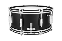 Ludwig Legacy Mahogany Black Cat Snare D