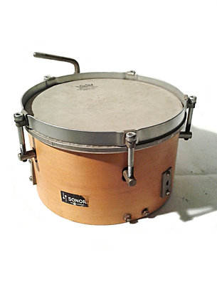 "Sonor 10"" tom with External Tuning"