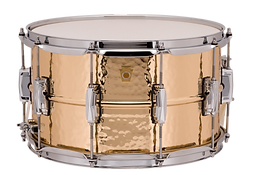 LB508K Ludwig Seamless Metal Hammered Br