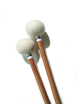 Chalklin BT24 - Bamboo Shaft - Soft Felt Timpani M