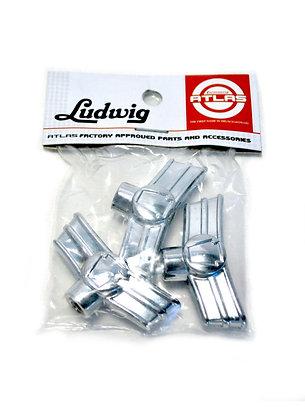 Ludwig PLH1007 Atlas 8mm Wing Nut (3 Pack)