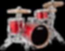 L74023AX27 Ludwig Keystone X Downbeat Re