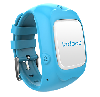 kiddoo smartwatch for kids in blue