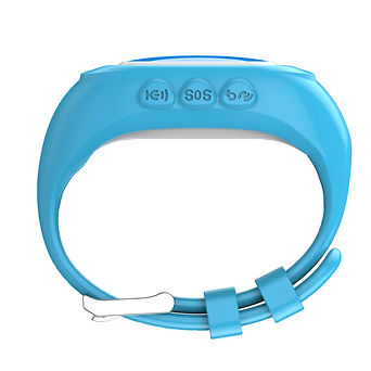 Kiddoo smartwatch for kids sideview
