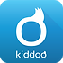 kiddoo smart watch for kids logo