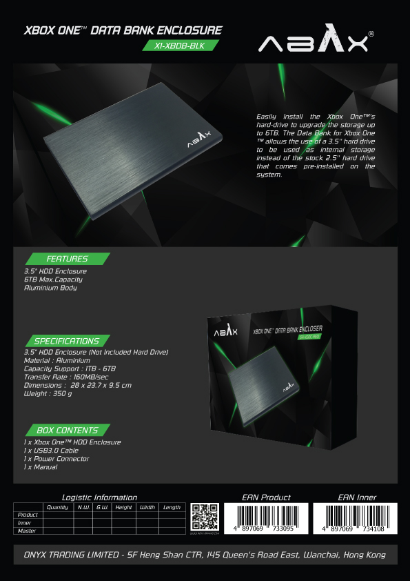 Catalog | ABYX Gaming | PC PS4 Xbox Smartphone Gaming Accessories