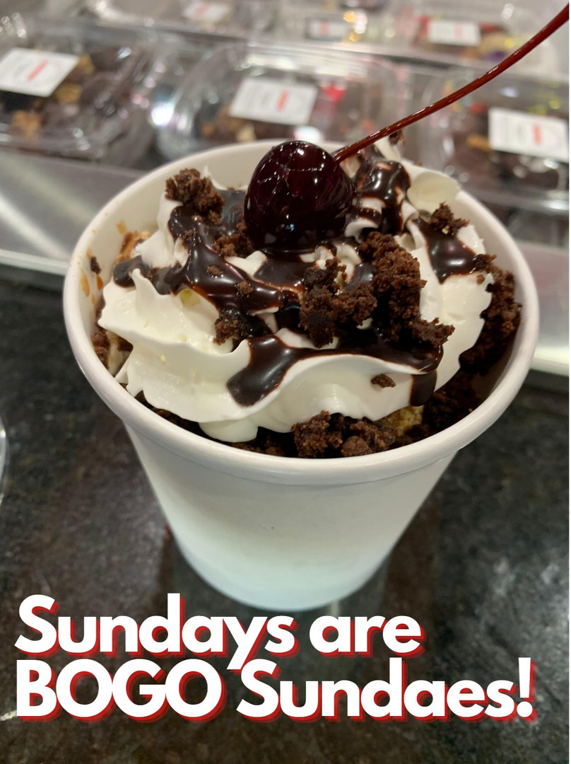Sundays Sundaes