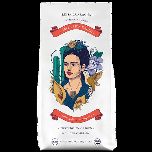 Café Frida Kahlo –  Luisa Guaragna 350 gr (grano)