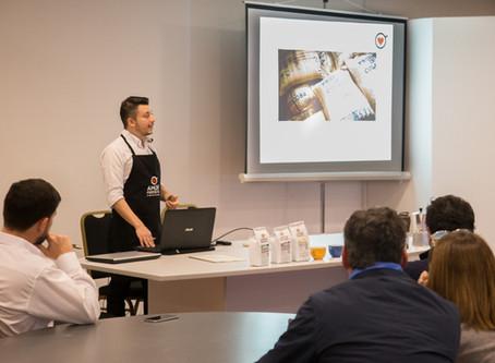 Charla: Tips sobre cómo preparar el mejor Café de Colombia, por Steven Arévalo  (7 de agosto)