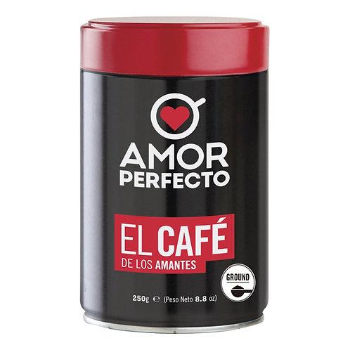 Café Molido En Lata Amor Perfecto 250 Gramos