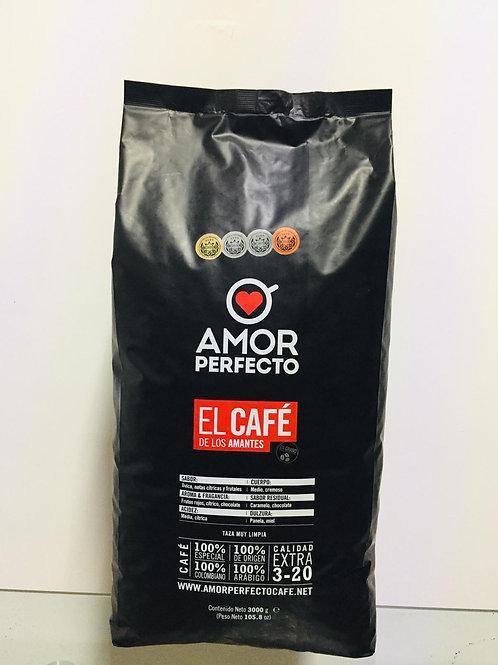 Café en grano Amor perfecto 3 Kg
