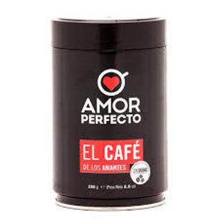 Café en Grano En Lata Amor Perfecto 250 Gramos