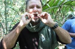 Captain Keith Plaskett Peruvian Amazon