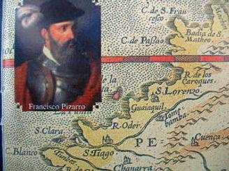 Captain Keith Plaskett Ecuador
