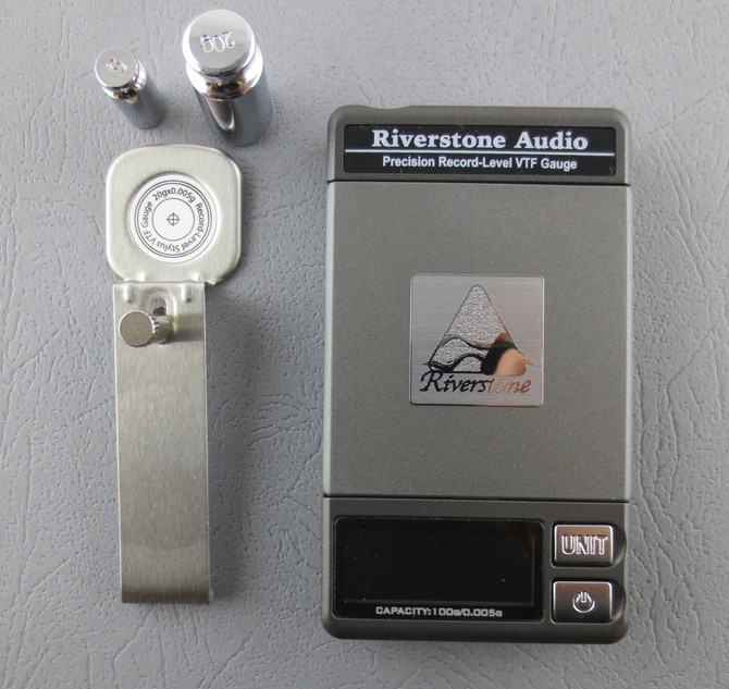 Clarify Issues Brought up by Negative Reviewers on Riverstone Audio Record-Level VTF Gauge