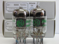 Accurate Testing 5654W Vacuum Tubes