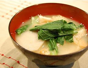 里芋と小松菜の味噌汁.PNG