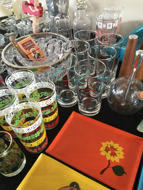 Estate Sale Colorado Springs Antique Glassware