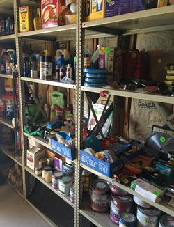 Colorado Springs Estate Seller Garage Tools