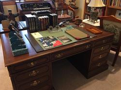 Colorado Estate Sale Colorado Springs Antique Desk