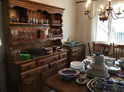 Colorado Springs Estate Seller Kitchen Table