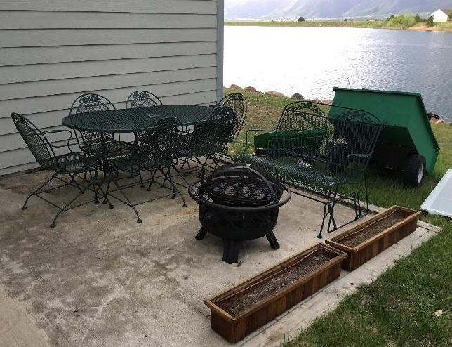 Estate Sale Colorado Springs Outdoor Equipment