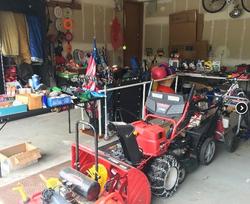 Estate Sale Colorado Springs Garage Equipment