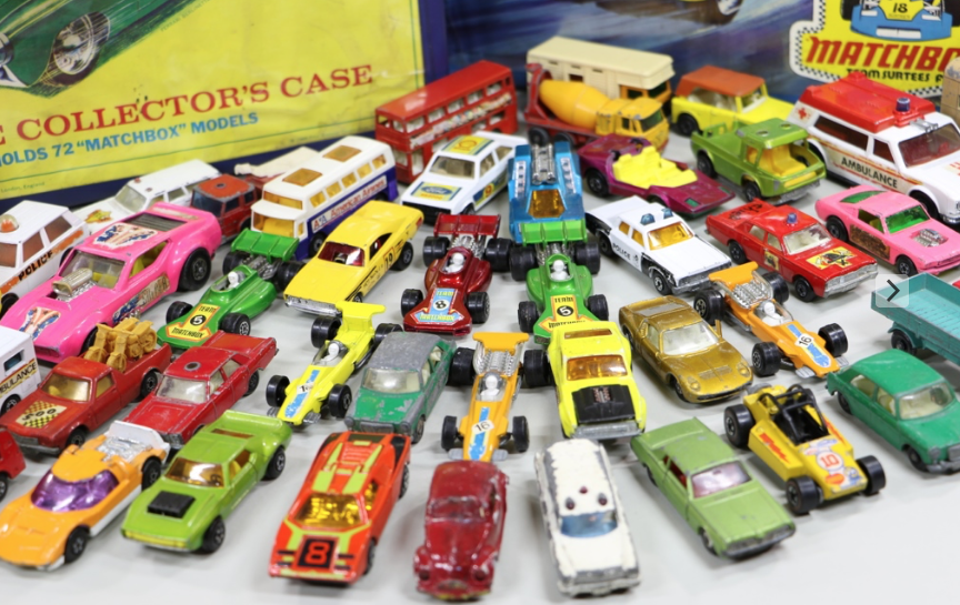 Colorado Springs Estate Seller Hot wheels Rare Collection