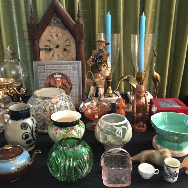 Colorado Estate Liquidator Seller treasures