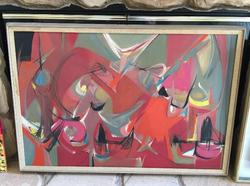Estate Sale Famous Denver Art
