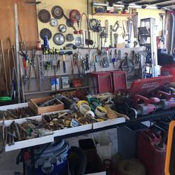 Estate Sale Colorado Springs Garage Tools