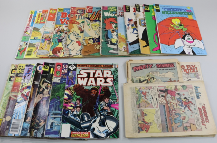 Colorado Springs Estate Seller Comic Collection