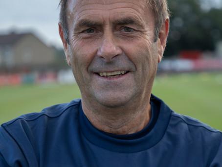 New chairman appointed - Derek Graham
