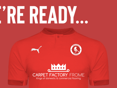 We're READY: 20/21 kit launch