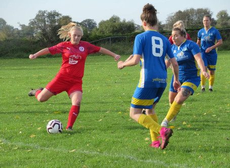 Womens: SJC - Penn Mill 4-5 Frome
