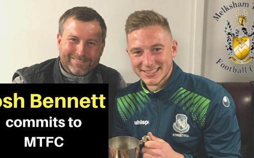 Josh Bennett commits to MTFC