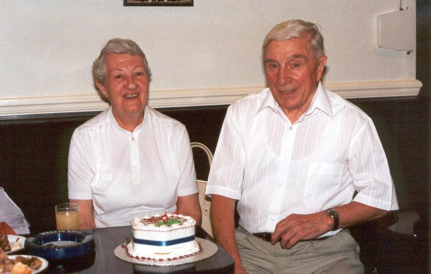 Stan and Betty Wallis