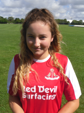 Maya Saviour with a WOM performance and first goal of the season