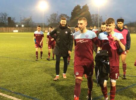 Report: Hamworthy United 3-2 Amesbury