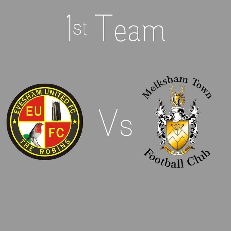 (A) Evesham United v Melksham Town