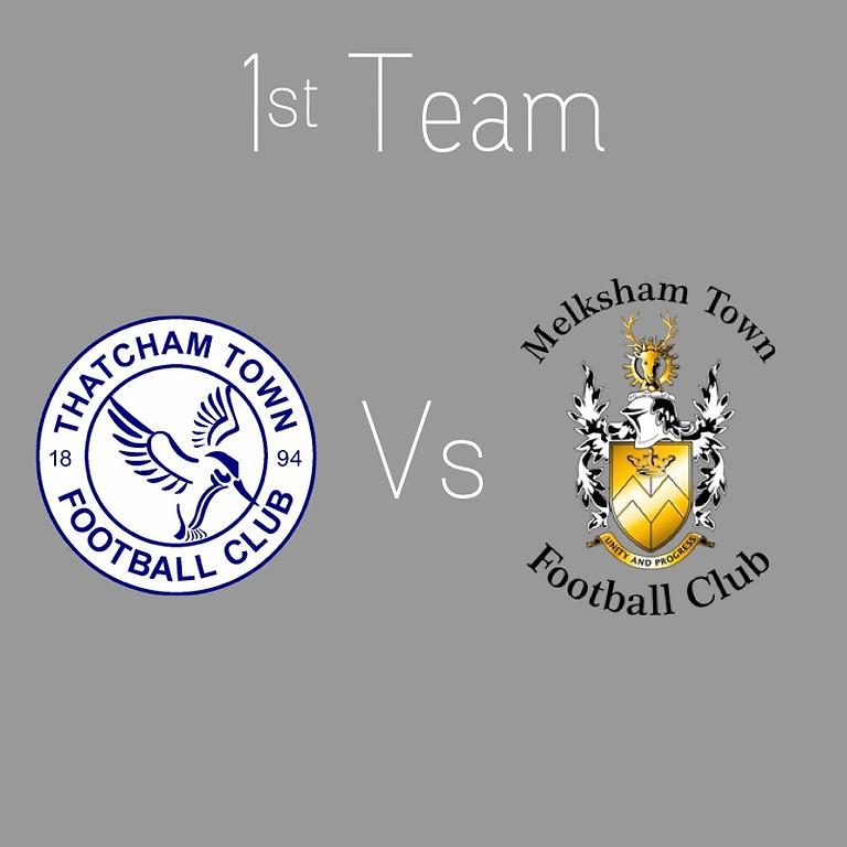 (A) Thatcham Town v Melksham Town