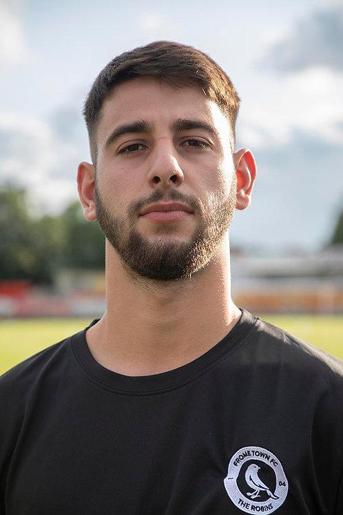 Warren Maidment - Player Sponsorship