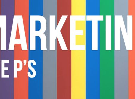 Taking the P's: Marketing Mix explained