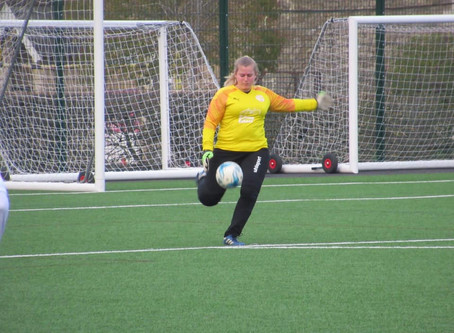 WOMENS: Swindon Spitfire 2-2 Frome