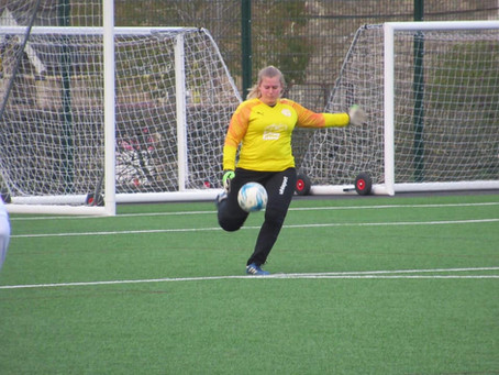 WOMENS: Swindon Spitfire 2-2 Frome