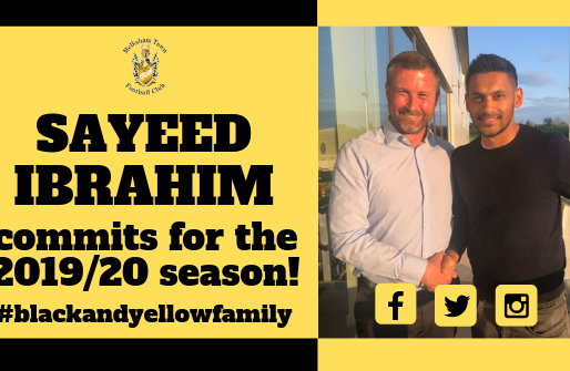 Sayeed Ibrahim commits to MTFC